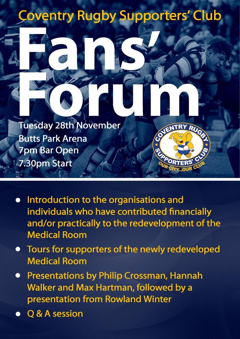 Fans Forum Flyer[25880]